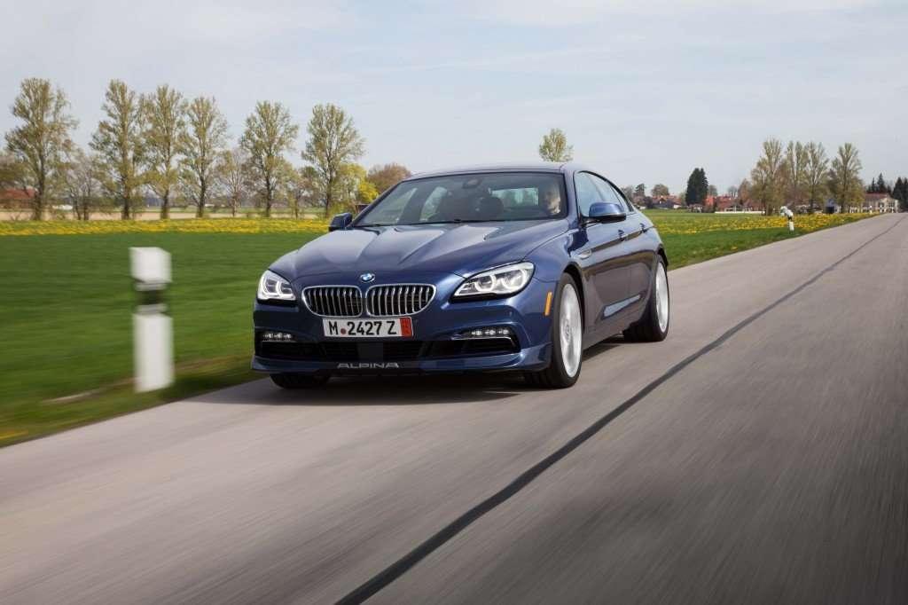 BMW ALPINA B6 xDrive Gran Coupe LCI