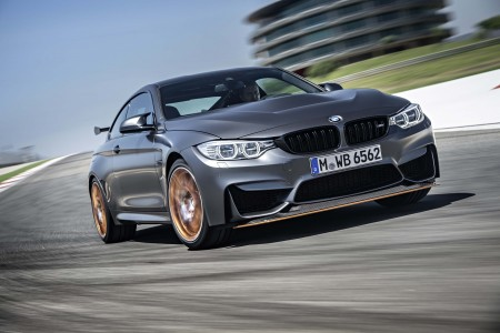2016 BMW M4 GTS: Exclusive High-performance Special Edition M4