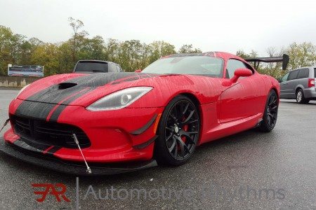New 2016 Dodge Viper ACR – Fastest Street-legal Viper Track Car Ever