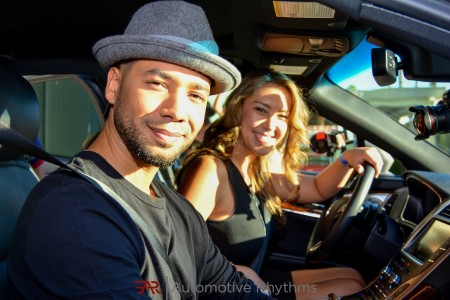 Jussie Smollett and The 2016 Lincoln MKX: The Feeling Stays