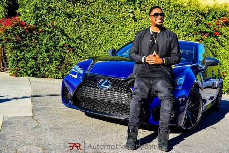 Raheem DeVaughn Presents the Lexus GS F
