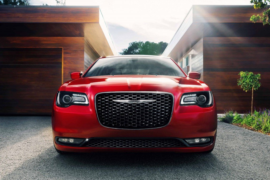 2015 Chrysler 300S