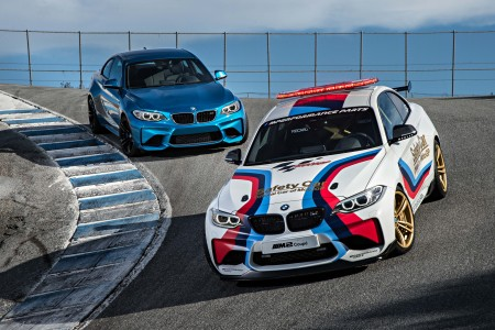 BMW M: Official Car of the 2016 MotoGP Season