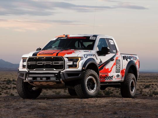 2017-Ford-F-150-Raptor-Off-Road-Racing-Series
