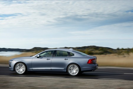 New Volvo S90 Luxury Sedan