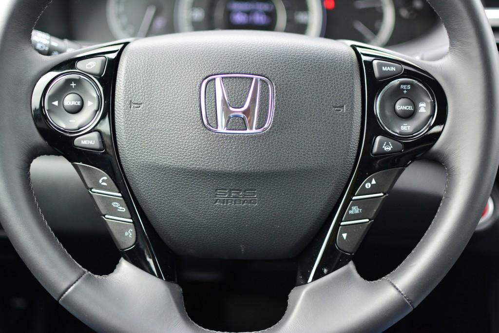 2016 Honda Accord 4d EXLN SENS V6