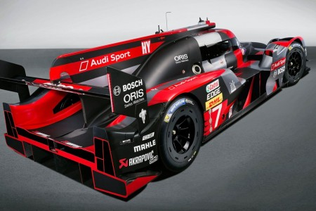 Audi R18 For 2016: Innovation Boost For Hybrid Sports Car