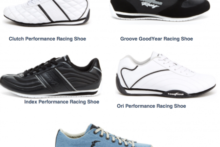 Goodyear Performance Collection Combines Fashion and Racing Inspired Details