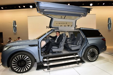 All-New Lincoln Navigator Concept