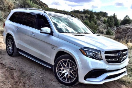 2017 Mercedes-Benz GLS: Purely Majestic