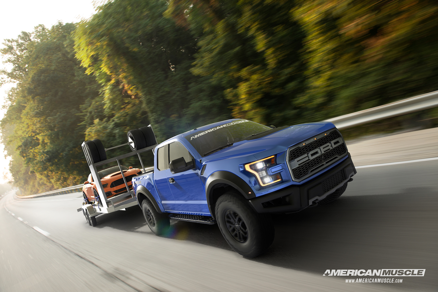 LIVE NOW: WIN A 2017 FORD RAPTOR, 850+ HP MUSTANG & RACING