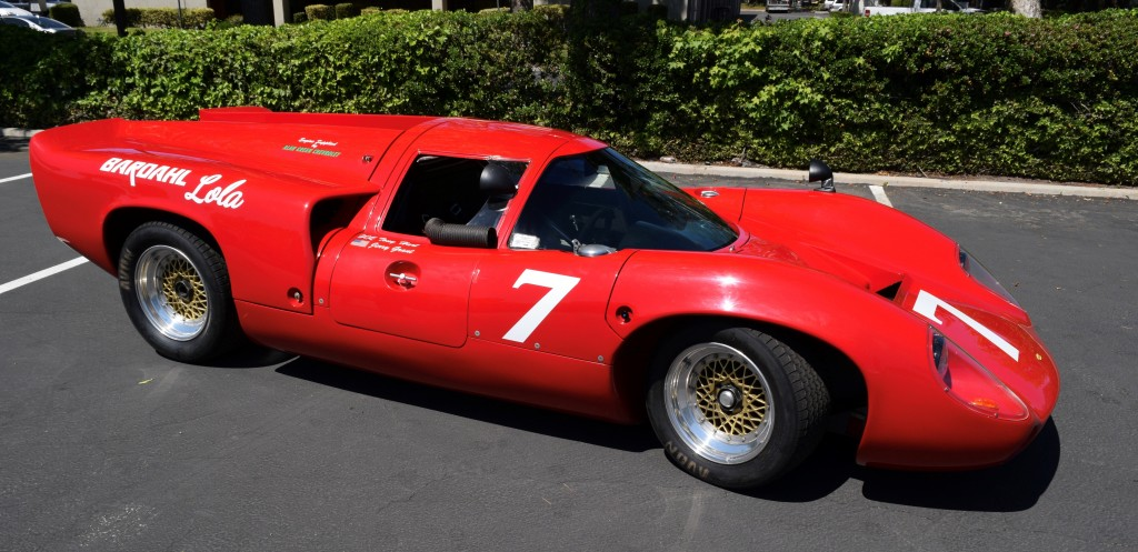Featured - 1966 Lola Mk2 T70 Can-Am