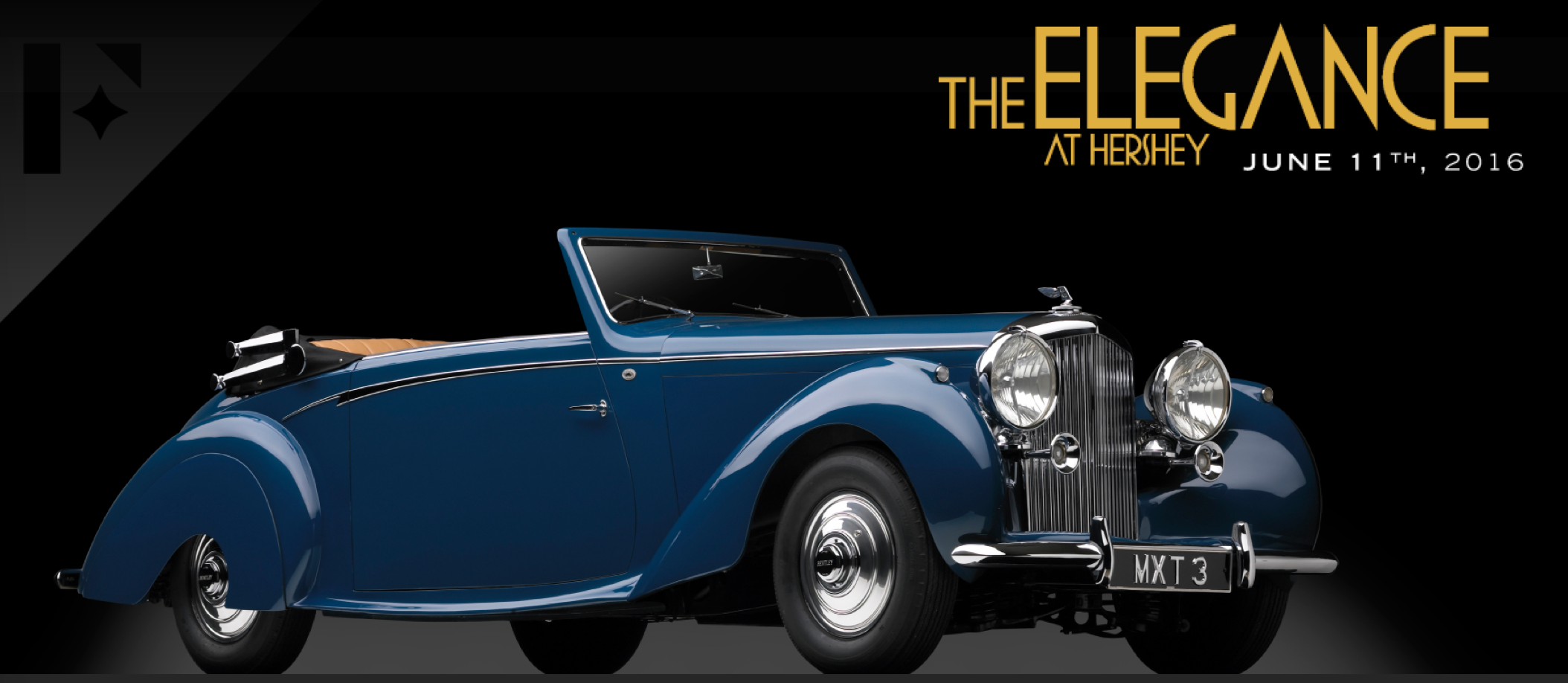 The Finest Automobile Auctions Presents Inaugural Live Online Auction At The Elegance At Hershey Automotive Rhythms