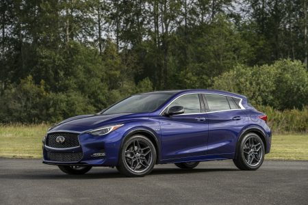 Photo Gallery: 2017 Infiniti QX30