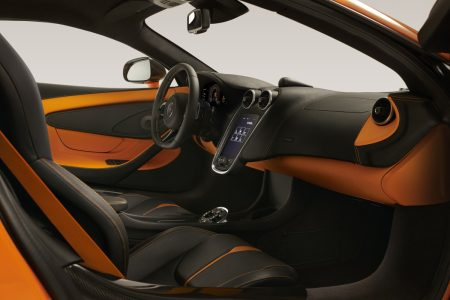 McLAREN ANNOUNCES RECORD 2015 WITH INCREASED SALES