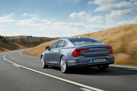 Photo Gallery: 2017 Volvo S90 Sedan
