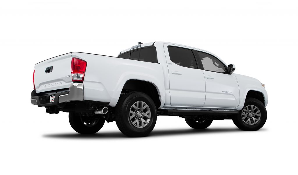Borla Exhaust for 2016 Toyota Tacoma