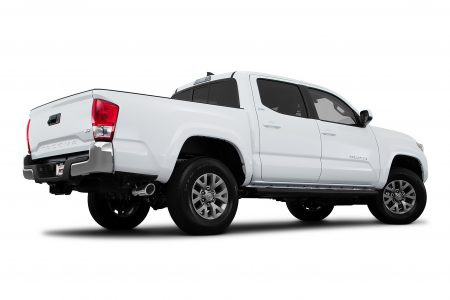 New Borla Exhaust for 2016 Toyota Tacoma