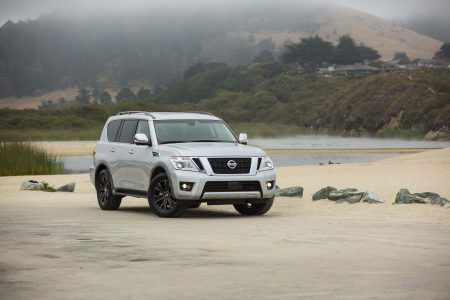 2017 Nissan Armada: True Family Adventurer