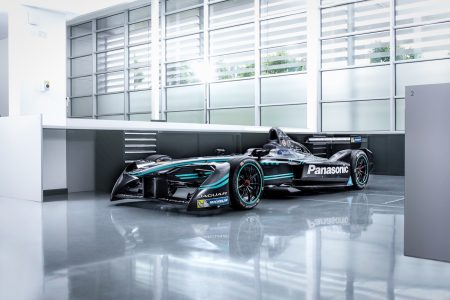 JAGUAR RETURNS TO RACING WITH I-TYPE, FORMULA-E RACECAR