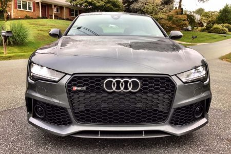 2016 Audi RS 7 Performance 4.0T quattro Tiptronic: The Art of Living