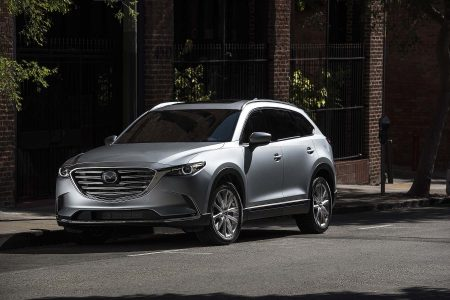 2016 Mazda CX-9: Premium Family Focus at Montage Palmetto Bluff Resort