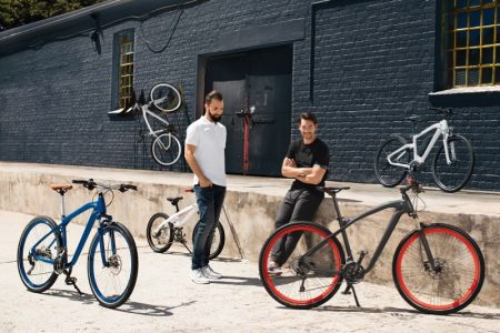New BMW Cruise e-Bike as Part of the 2016 Bicycle Collection
