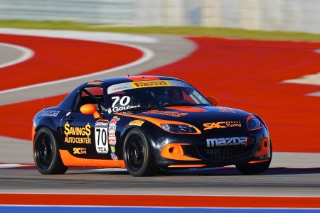 Mazda Racers Ready for Pirelli World Challenge Finale