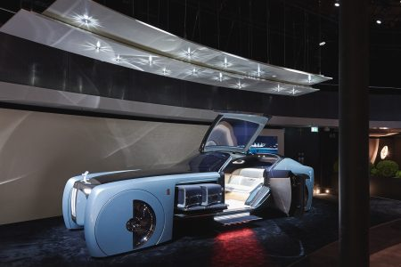 Rolls-Royce VISION NEXT 100 Video