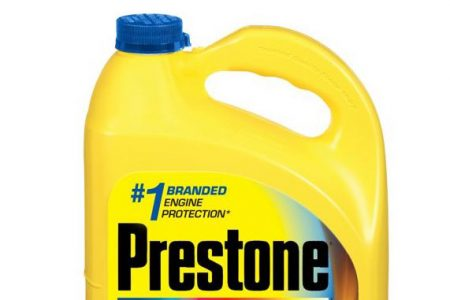 Prestone Antifreeze is 5X More Effective at Corrosion Protection