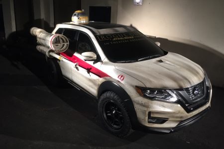 "2017 Nissan Rogue: Rogue One ""Star Wars"" Limited Edition"