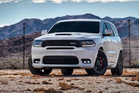 It's Nasty! Introducing the 2018 Dodge Durango SRT