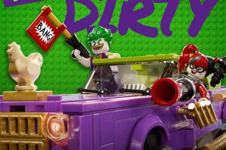 The LEGO Batman Movie Review: Let's Get Nuts