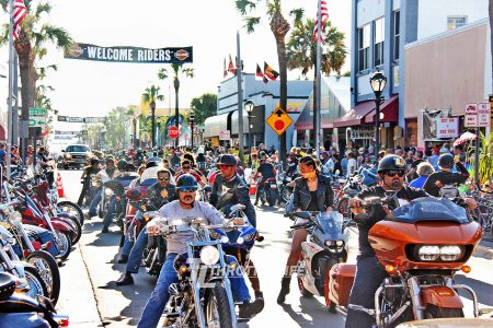 2017 Daytona Beach Bike Week: The Granddaddy of Bike Gatherings