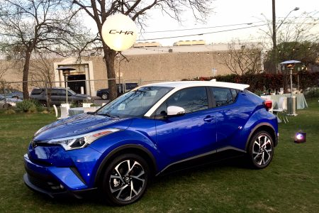 2018 Toyota C-HR: Coupe High-Rider Enters the Stage