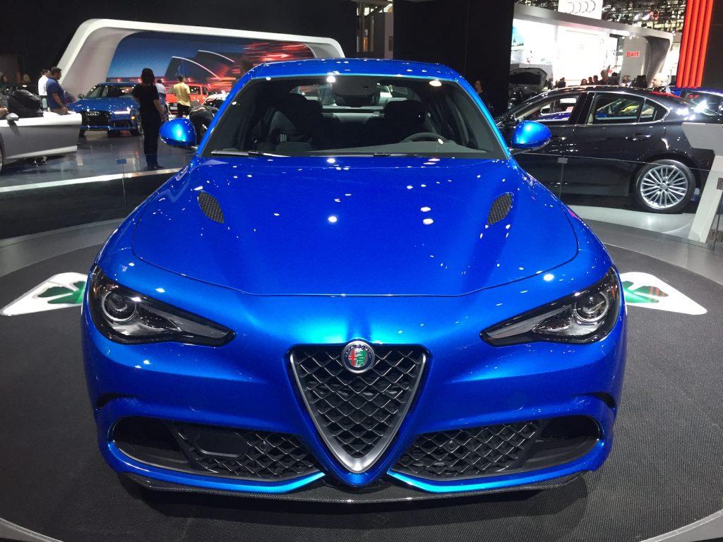 2017 Alfa Romeo Giulia Quadrifoglio Automotive Rhythms