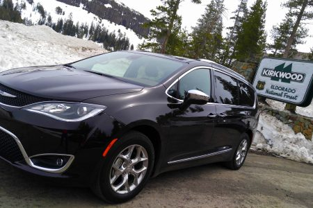 Chrysler Pacifica Limited Spring Road Trip: Strong Family Appeal