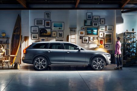 2017 Volvo V90 Cross Country T6 AWD: A Proper Off-Road, Luxury Wagon