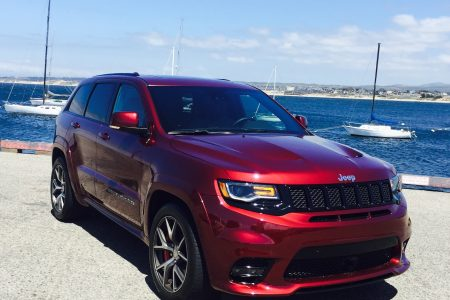 2017 Jeep Grand Cherokee SRT: Cali Roots Certified