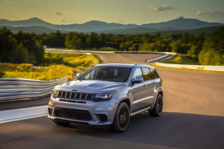 2018 Jeep Grand Cherokee Trackhawk: Born to Run