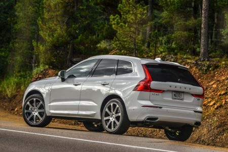 2018 Volvo XC60 T8 E-AWD Inscription: Safety, Technology & Electrification