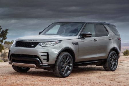 2017 Land Rover Discovery HSE Luxury: Four Season Utility