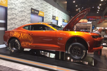 Camaro Hot Wheels Edition Offers Full-Scale Fun