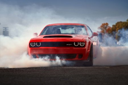 2018 Dodge Challenger SRT Demon: A New Muscle Car Era