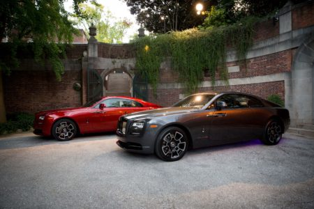 2017 Rolls-Royce Wraith Black Badge: It's The Business