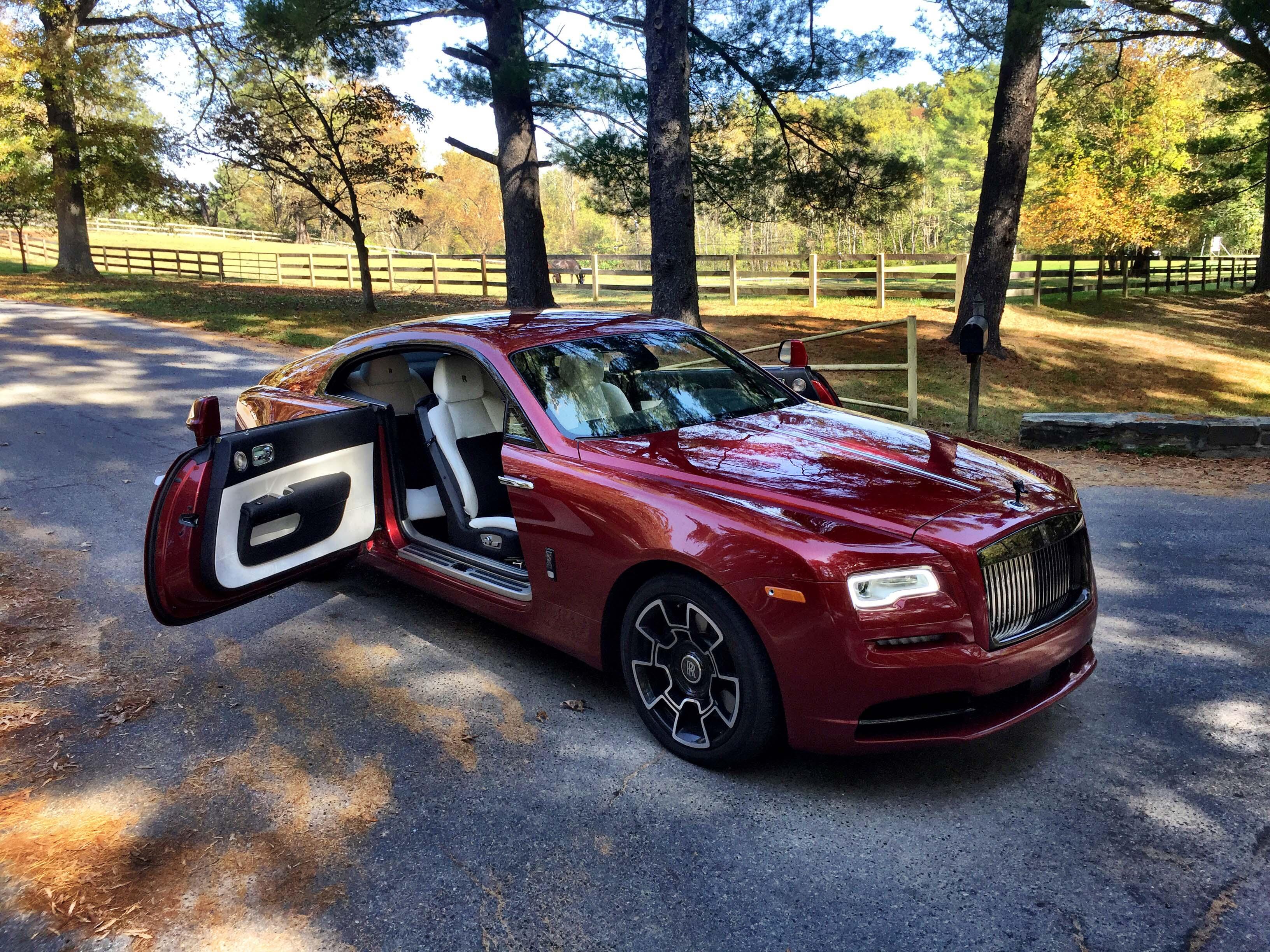 2018 Rolls Royce Wraith Black Badge   Motavera.com