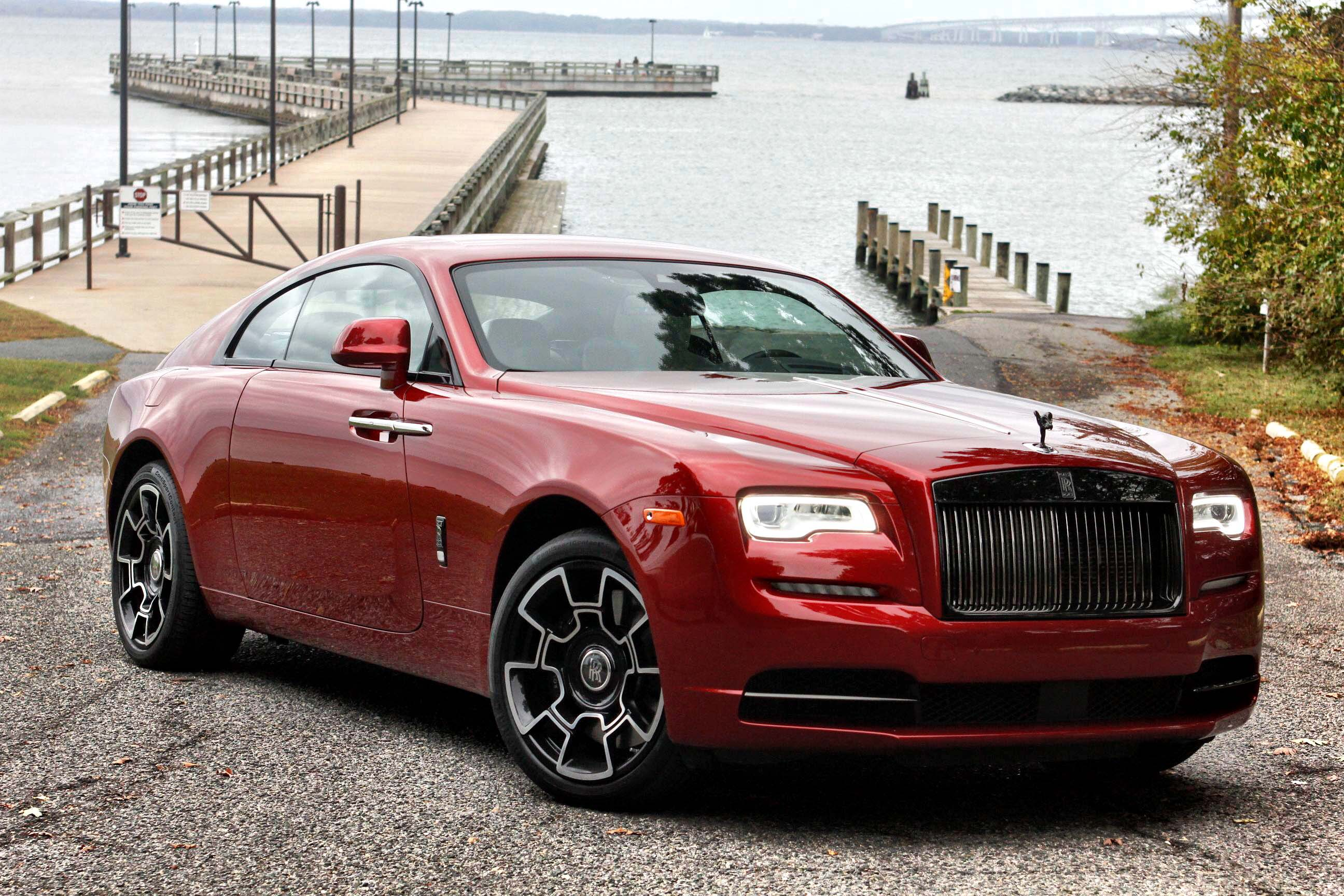 Rolls Royce Black Badge >> 2017 Rolls Royce Wraith Black Badge It S The Business