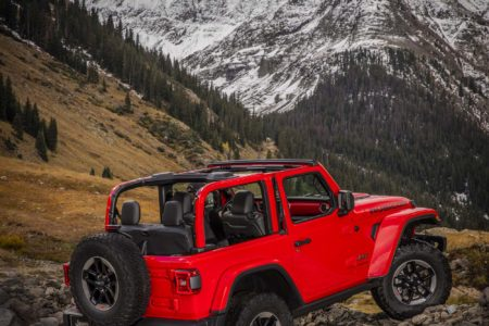 Jeep Lifestyles with the all-new 2018 Wrangler