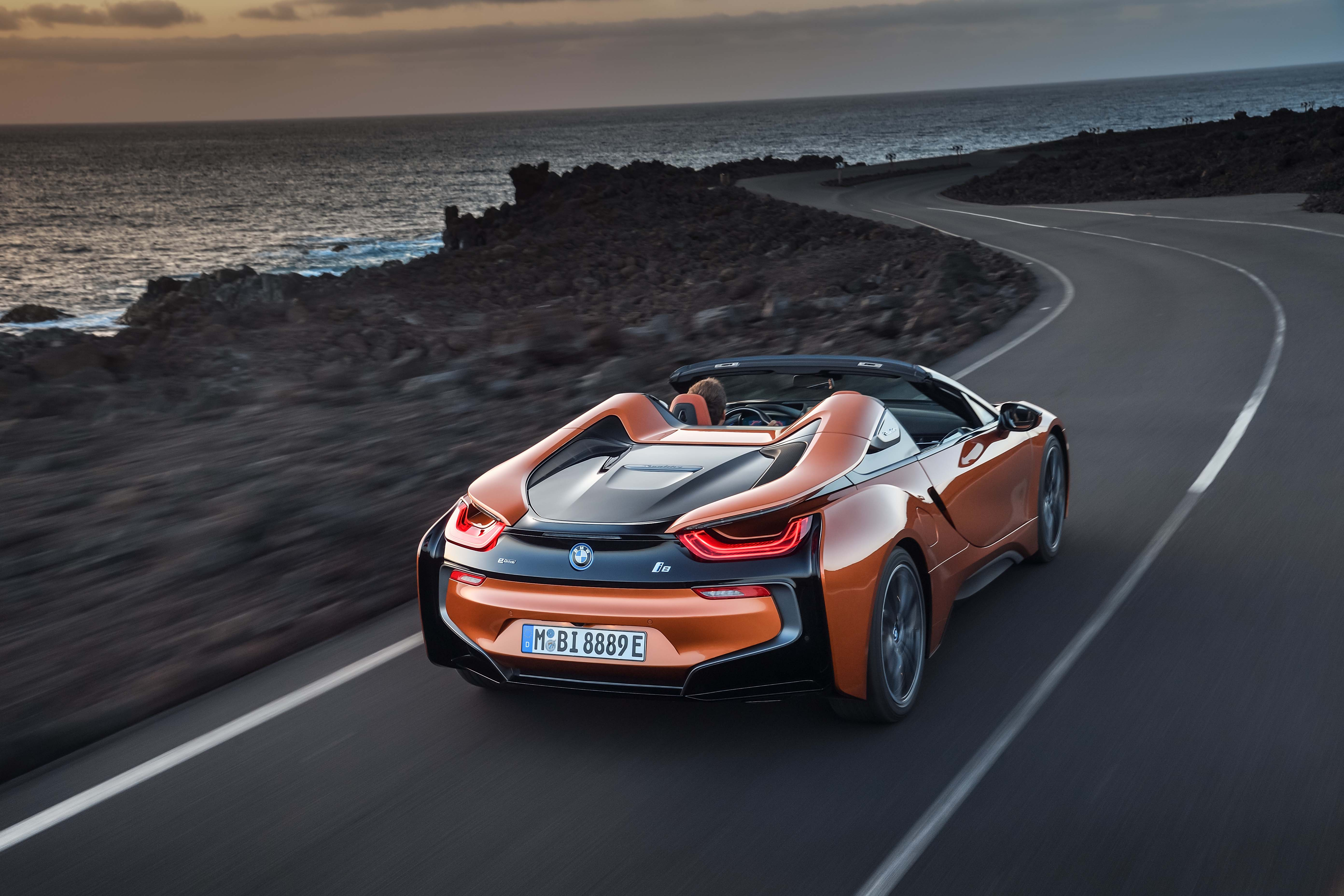 2019 Bmw I8 Roadster Automotive Rhythms