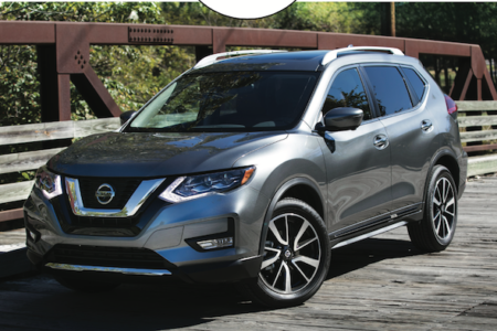 Nissan ProPILOTTM Assist technology makes U.S. debut on 2018 Rogue